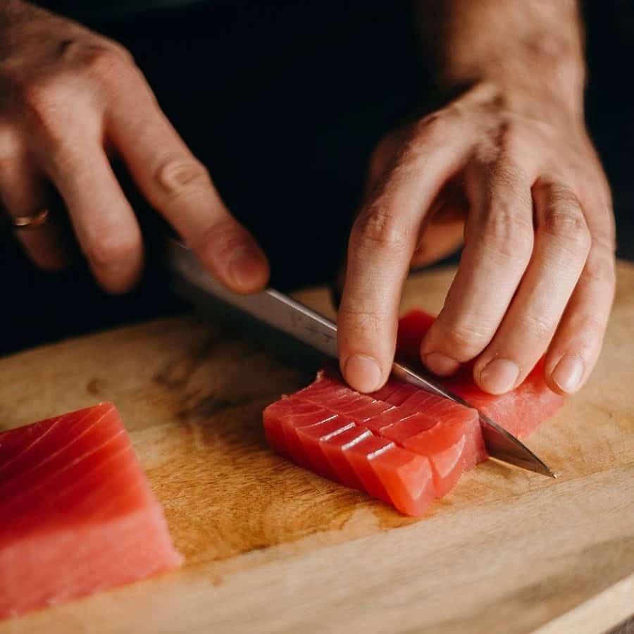 Tuna sahimi