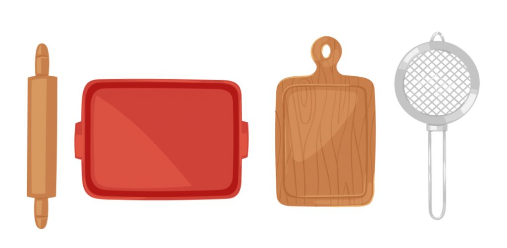 How to organize your kitchen accessories
