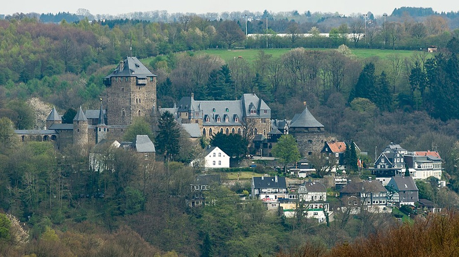 A photo showing parts of Solingen