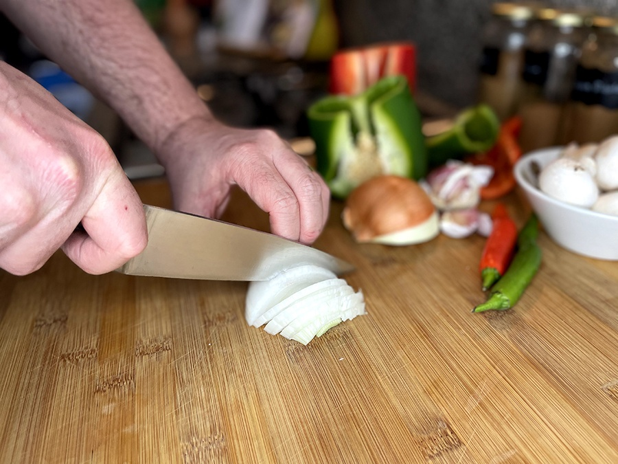 Tap Chop is an effective and safe chopping method